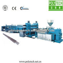 PC Transparent Corrugated Roofing Sheet Production Line/Machine