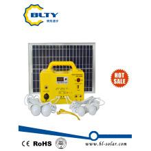 10 W Solar Lighting System