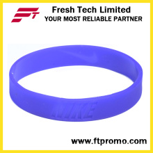 Fashion Custom Sports Silicone Wristband with Your Logo