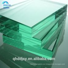 Vidrio templado de 10 mm de espesor, vidrio templado transparente