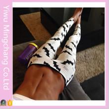 Hot Sale Femmes Spécial Polyester Imprimé Batman Legging