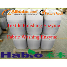 High Activity Acid Cellulase!!!Polish enzyme in Textile Polishing!!!Cellulase for Textile Polishing