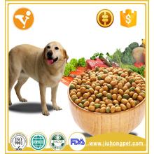 Alta nutrição vegetariano cão distribuidores de alimentos oem comida de cachorro em massa