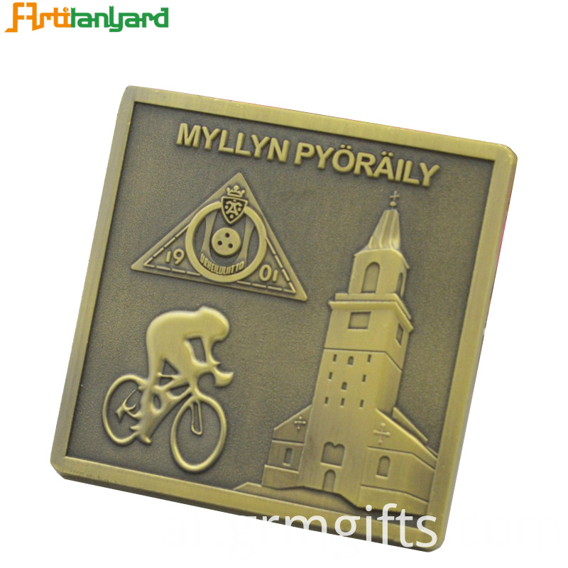 Customized Metal Medal For Sports Matches