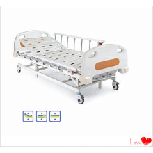 Deluxe Manual Medical Bed