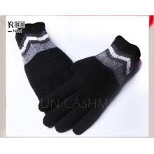 New arrival winter Men and women unisex high quality oure cashmere gloves YRST01