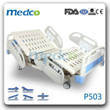 P503 Notfall Krankenhaus Zimmer Elektrobett