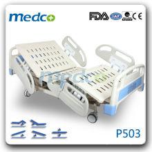 P503 Chambre d'hôpital d'urgence lit électrique