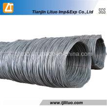 Bonne qualité, prix compétitif, fil de fer noir