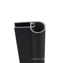 custom aluminium profile for auto roof rack accessories