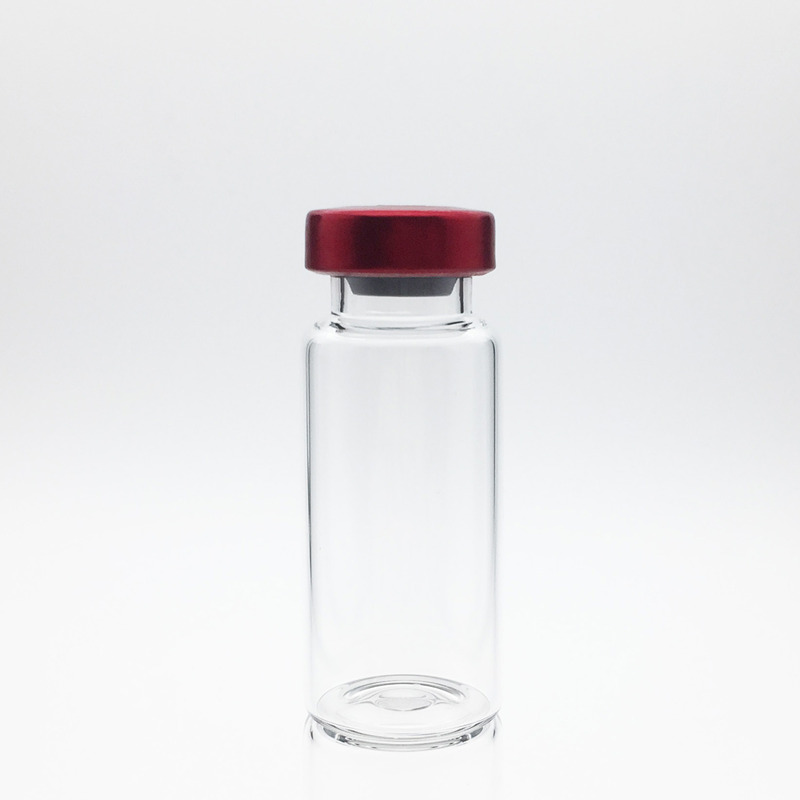10ml Sterile Serum Vials Red