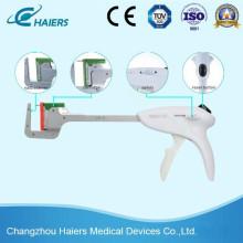 Descartáveis Surgical Auto Sutura Linear grampeador para cirurgia abdominal