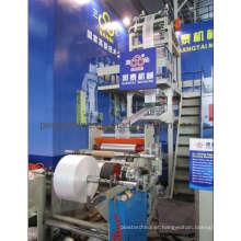 Máquina de sopro de filme PE de alta velocidade (enrolador automático)