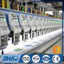 ZHAO 621 máquina de bordar plana com dispositivo de cordão simples