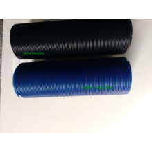 3-дюймовая голубая ПВХ пластиковая труба для всасывания воздуха с удлиненной длиной 90/100 см