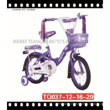 A bicicleta das crianças das rodas do melhor vendedor quatro / crianças jardina / Bicicleta Infantil