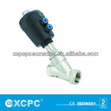 XCP series Plastic Actuator Bevel Valve (Seat valve)