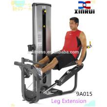 Máquina de prensa de pierna sentada