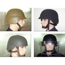 Alavanca de NIJ Iiia UHMWPE capacete à prova de balas