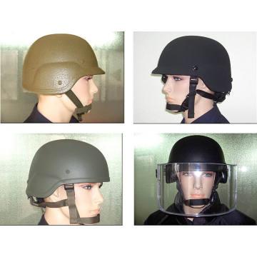 Рычаг NIJ Iiia UHMWPE шлем