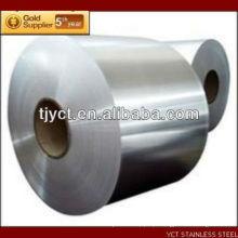 Fita de tira de aço inoxidável 304l
