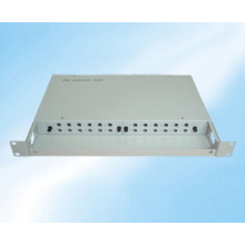 The Fixed Rack-Mount ODF for 24 Ports
