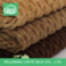 Poliéster poliamida veludo / tecido de cobertura de móveis