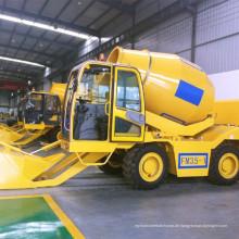 Mischer-Betonmischer-LKW- / Mischer-LKW-Kapazität