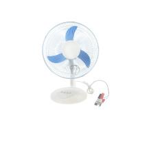 Système d'éclairage de ventilateur solaire de vente chaude