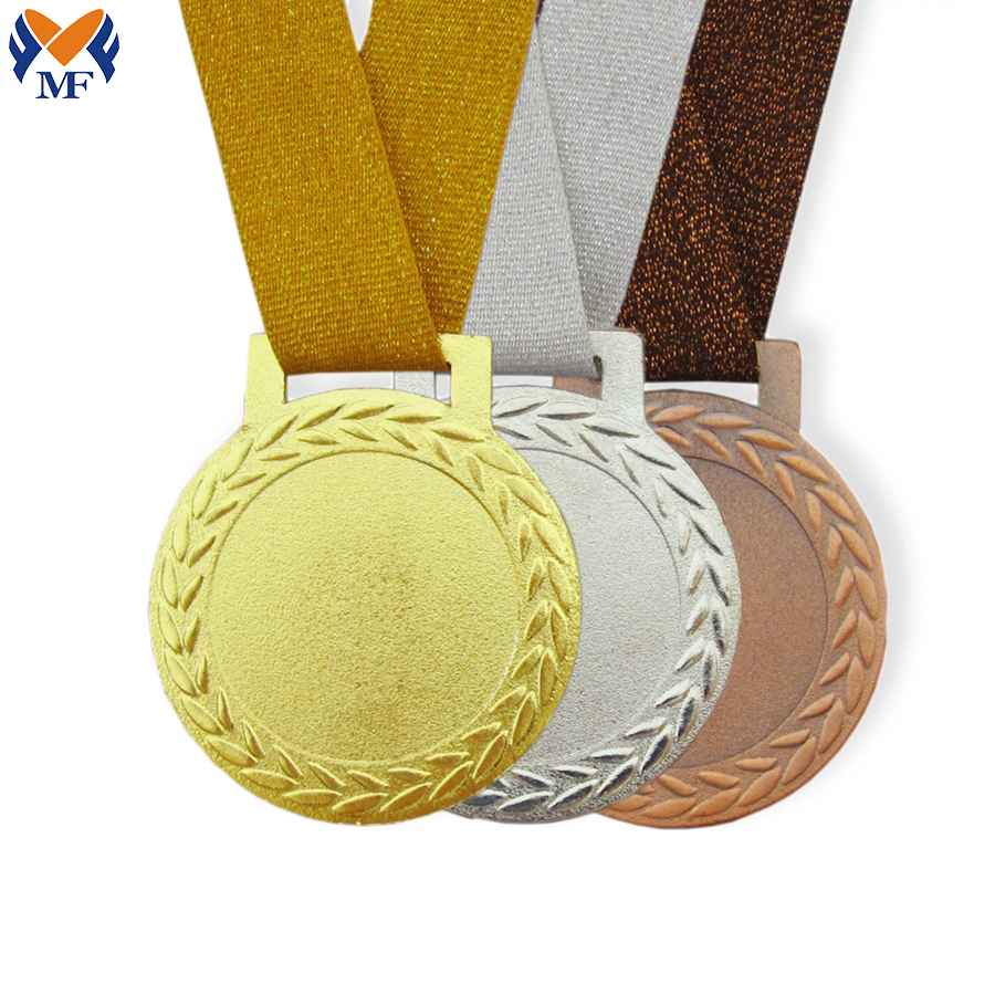 Custom Medals Metal