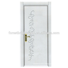 White Melamine Door Skin Economical Melamine Door Design
