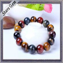 Various Size Natural Tiger′s Eye Stones