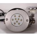 Luz LED para piscina fina de acero inoxidable de 9 mm