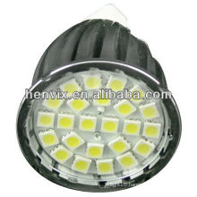 Top Quality 2700k 4.6w gu10 led smd spotlight