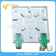 86Type 2 Port Fiber Optic Socket/Fiber Optic Terminal Box