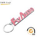 Metall-Buchstaben-Schlüsselanhänger mit Logo Farbe gefüllt (Y03841)