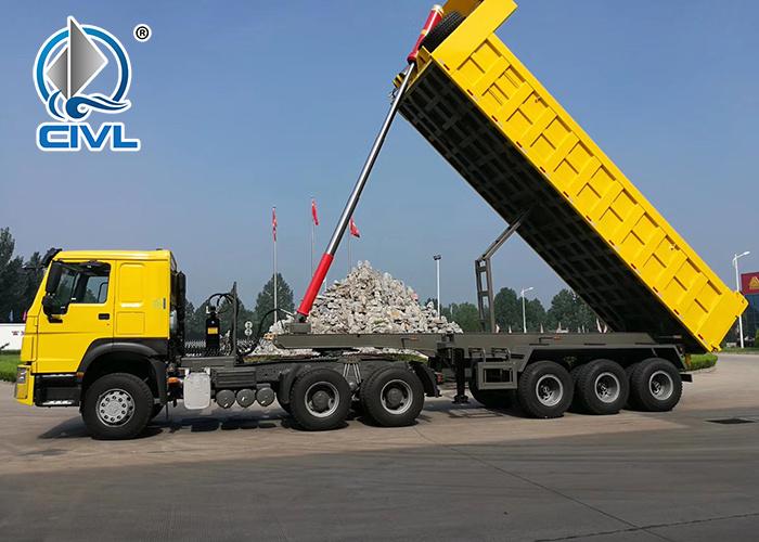 3 Axle Dump Semitrailer 3