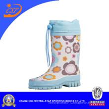 Светло голубой дети резиновые дождь загрузки 90309