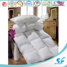 Home Classic Level Check Cotton Down Alternative Comforter