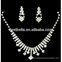 2016 schicke elegante Weinlese-reizend weiße Halsketten Brautschmucksachen für Frauen