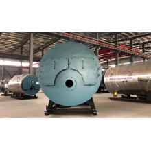 Steam generator generate 1-15ton steam per hour burning diesel oil fuels