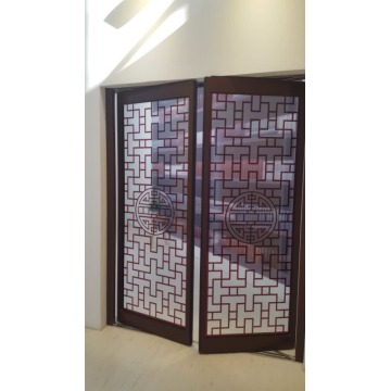Household Balanced Doors with Ditec Openers
