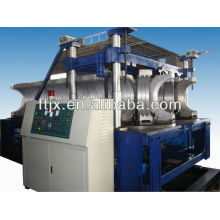 FT good performance double wall corrugated pipe machine