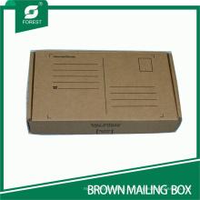 Kleine Rechteck Kraft Versand Versandtaschen Karton Box
