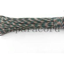 Digite três 550 cabo de pára-quedas 550 lb 100 pés