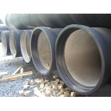 "ISO2531 K9 Tubo de hierro dúctil DN450 de 18 """