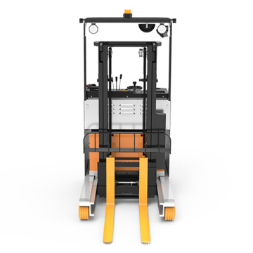 drive in racking reach truck
