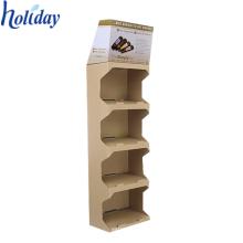 point de vente affichage carton jouets stand Merchandising
