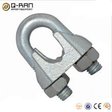 Malleable din741 wire rope grips