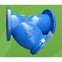 Ductile Iron Y Strainer (GAGL41H)